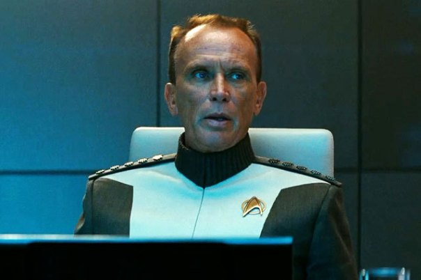 Star Trek Into Darkness Peter Weller