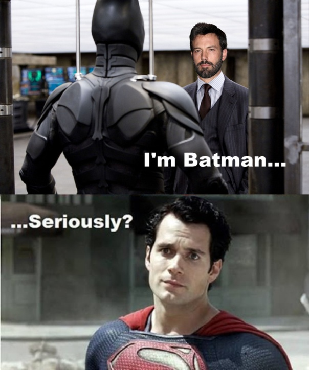 Ben Affleck the New Batman 1