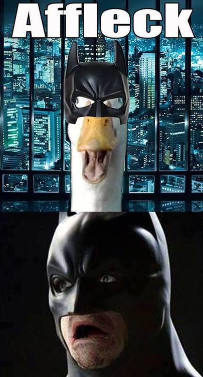 Ben Affleck the New Batman 2