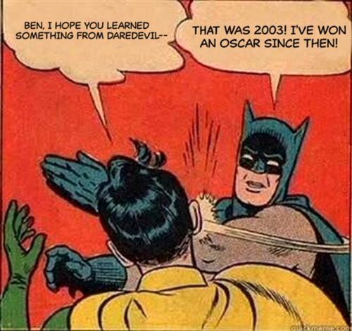 Ben Affleck the New Batman 3