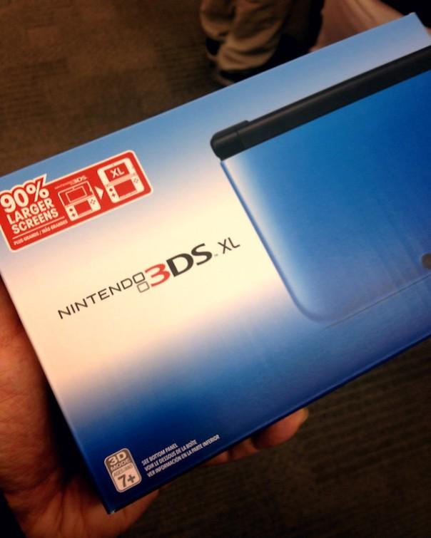 3DS XL 1
