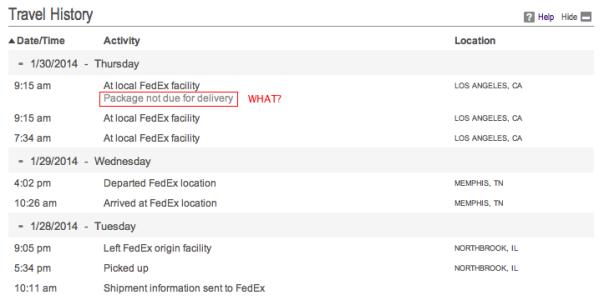 FedEx ㅅㅂㄹㅁ