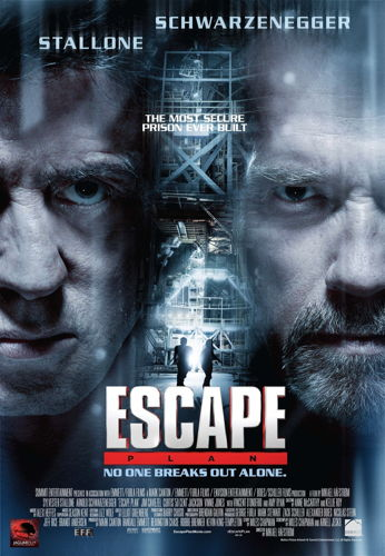 Escape Plan poster resized