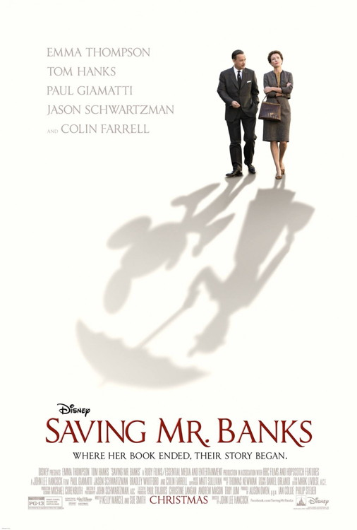 Saving Mr. Banks poster resized