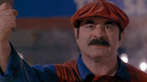 Bob Hoskins - Mario Bros