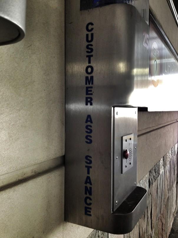 customer ass stance